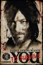 The Walking Dead, Daryl poszter