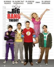 The Big Bang Theory poszter